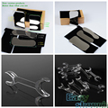 4 pcs Dental Clinic Intraoral Espelho fotografia + 5L + 5 S Retractor Cheek Lip Boca Abridor