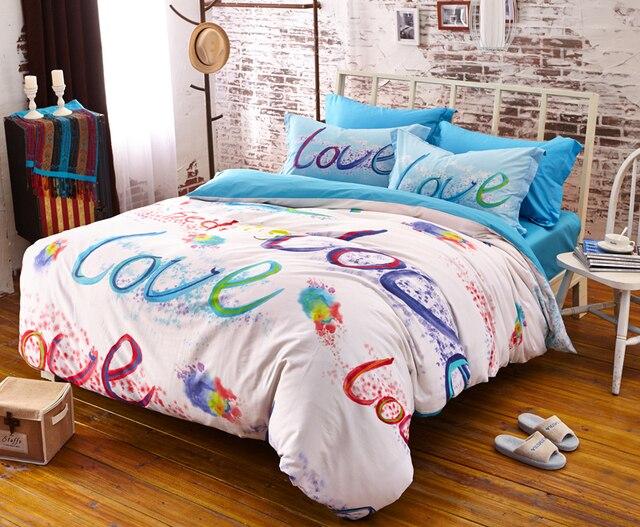 Designer Bedding Brand Bedding Set Modern&Fashion Bright ...