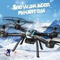 Alta Qualidade JJRC H11C Com 2.0MP HD Câmera 2.4G 4CH 6 Eixo uma Tecla de Retorno RC Quadcopter RTF RC Quadcopter RC Helicóptero RC brinquedos