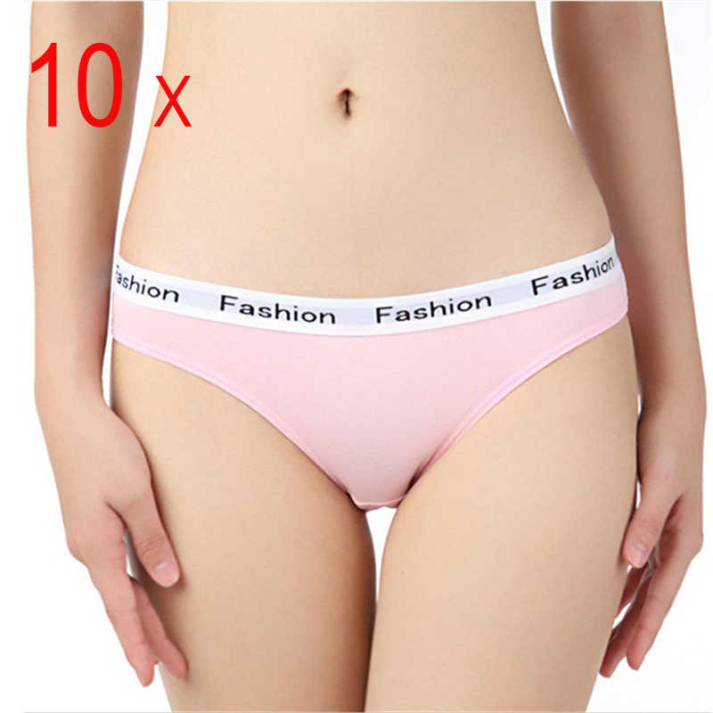 aa6c6a8a2e15 10 pieces brand panties women underwear Sexy briefs female underpants  Hipster Seamless White underwear brief drop