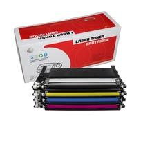 1X 404S For Samsung CLT-K404S CLT- M404S CLT-Y404S toner cartridge  C430 C430W C433W C480 C480FN C480FW C480W printer