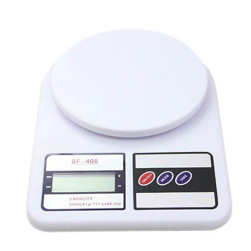 Цифровые электронные кухонные весы, максимальный вес 10 кг, точность 1 г-1
