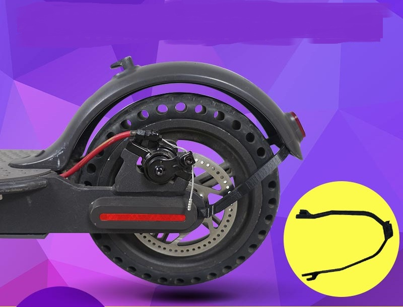 Front-Rear-Mudguard-Suppor-for-XIAOMI-Mijia-M365-365Pro-electric-scooter-Rear-Fender-Mudguard-For-Xiaomi (2)