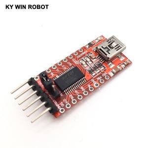 FT232RL FTDI USB 3,3 V 5,5 V к TTL Серийный адаптер модуль мини-порт для Arduino