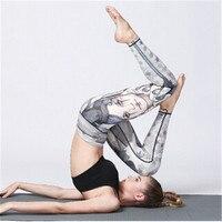 Pyg yoga נשים מכנסיים ריצת כושר תרגיל כוח גרביונים מכנסיים מכנסיים מכנסיים ספורט מקצועי לנשימה למתוח בנות חותלות אימון