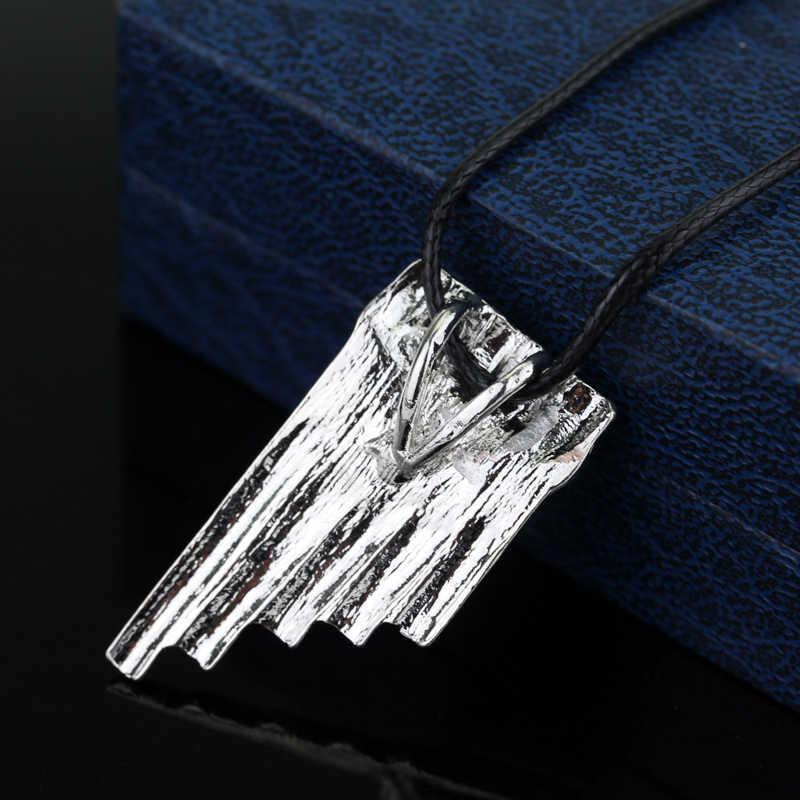 Мультфильм ювелирные изделия Питер Пэн Волшебная флейта Подвески ожерелье s ожерелье для взрослых детей Подарки