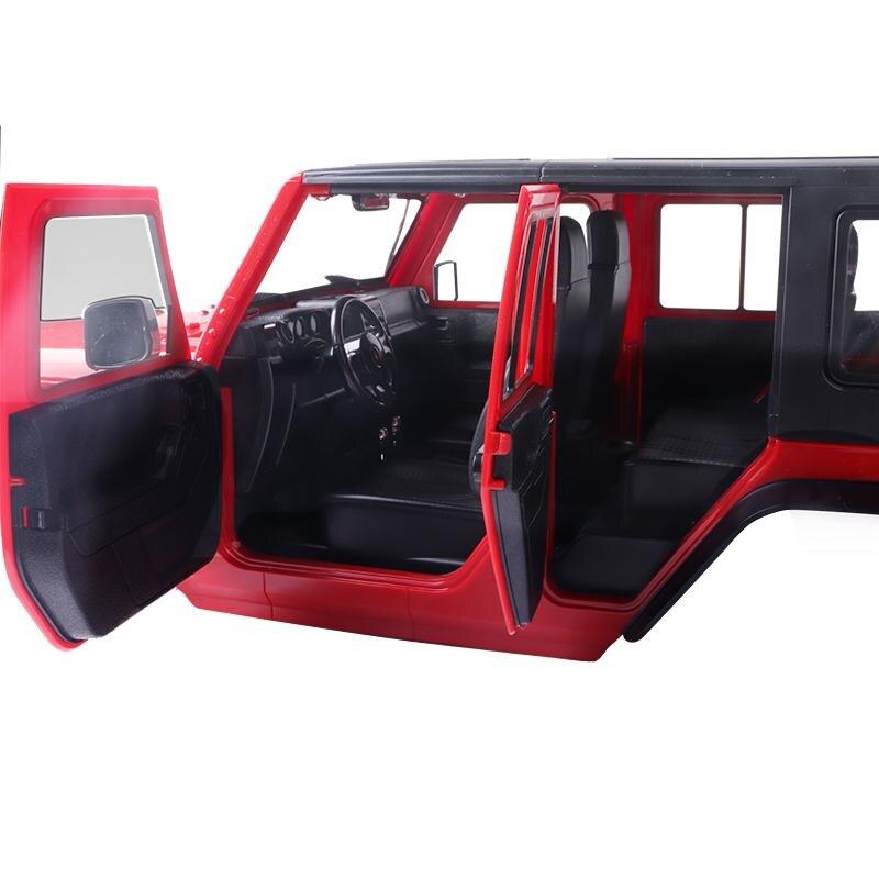 1:10 Car Shells Body Frame 313mm Wheelbase Emulational Climbing Car SCX10 RC4WD D90 D110 Car Shell KIT - 4