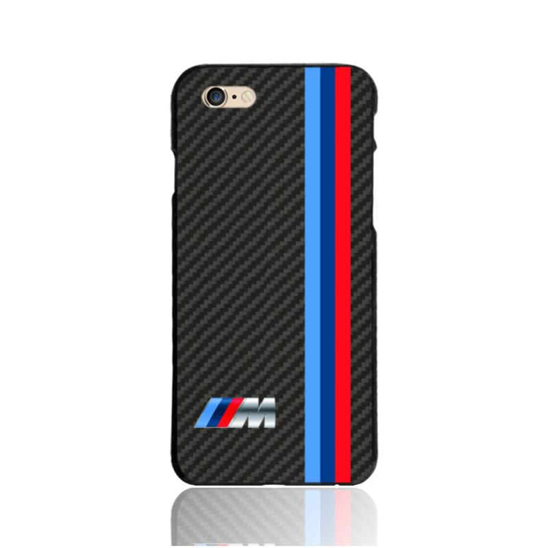 huge discount f4f38 74eb8 For Silm BMW M Series M3 M5 Logo Phone Cover For Iphone