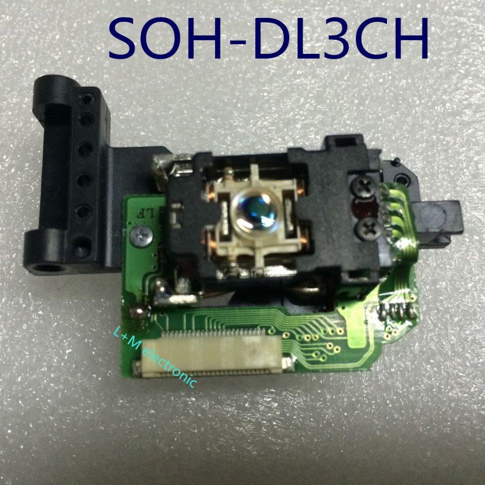 Brand New SOH-DL3CH SOHDL3CH SOH-DL3 DL3 DL3CH Radio Player Optical Pick-ups Bloc Optique Laser Lens Lasereinheit
