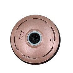 960P Wifi IP Camera Golden Home Security Wireless 360 Degree Panoramic CCTV Camera Night Vision Fish Eyes Lens VR Cam 185 degree fish eyes lens ir night vision 720p cmos wireless ip camera