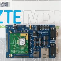 For ZTE MG2810 GPRS wireless communication module with backplane