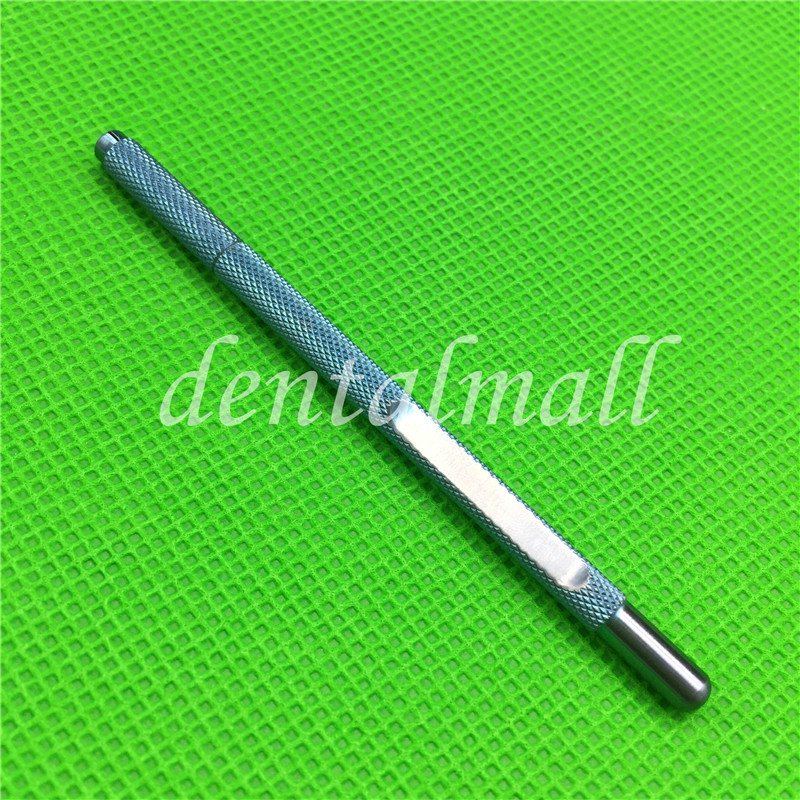 Titanium Blade handle ophthalmic eye instrument surgical instrument ophthalmic sapphire crescent blade 2 8mm titanium handle ophthalmic eye surgical instrument
