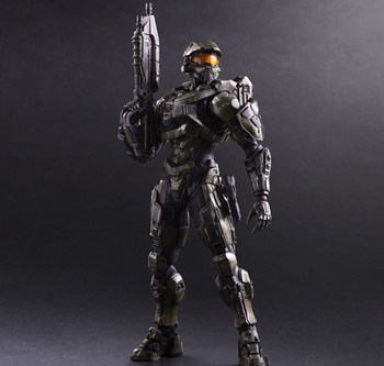 Фигурка Halo Master Chief 25 см
