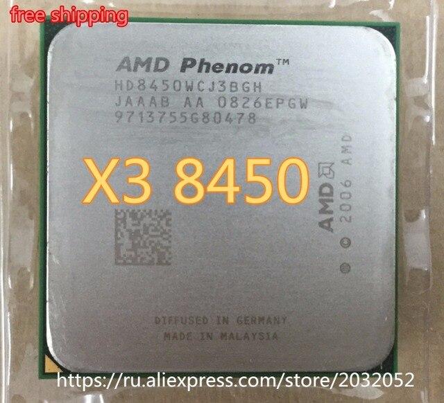 AMD PHENOM 8450 TRIPLE CORE PROCESSOR WINDOWS 10 DRIVERS