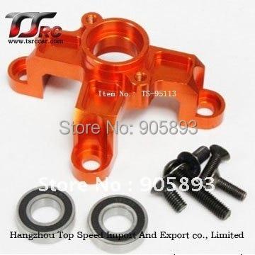 CNC-support cloche d'embrayage-orange, argent