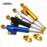 CNC Steering Damper Complete Set For Kawasaki Z 800