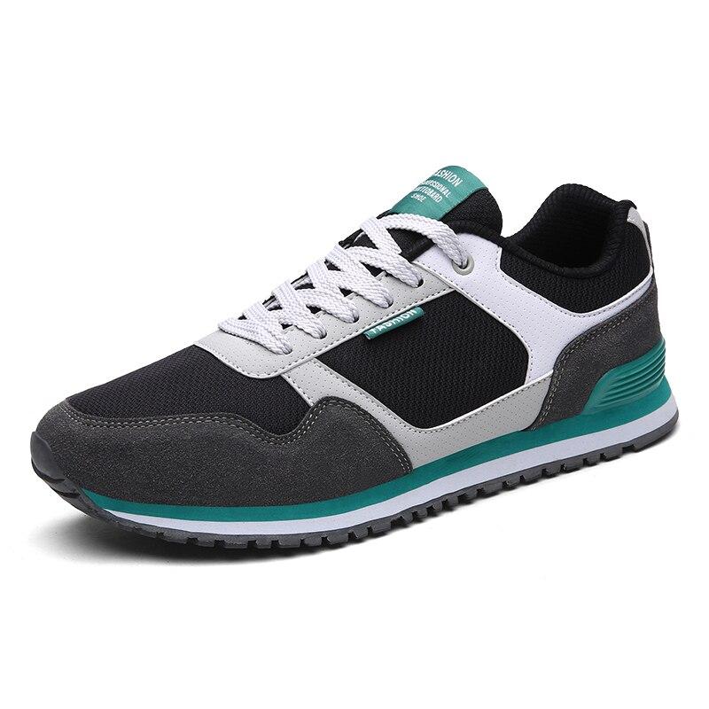 Hombres Casual Zapatos de Malla Transpirable Verano Zapatos de Gamuza Para Hombr