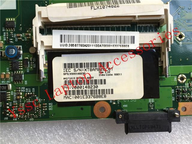 For Toshiba L300 L305 L350 L355 Motherboard GM45 DDR2 6050A2170401