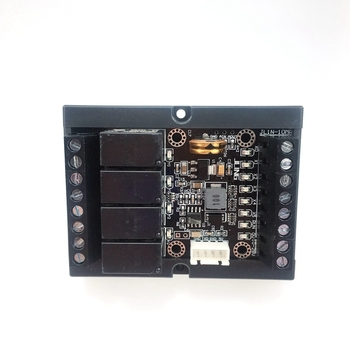PLC FX1N-10MR релейный модуль задержки пуска модуль широкое напряжение питающей сети 10-28VDC 6-точечный ввод 4 точки 1a тип реле 5A ток на выходе