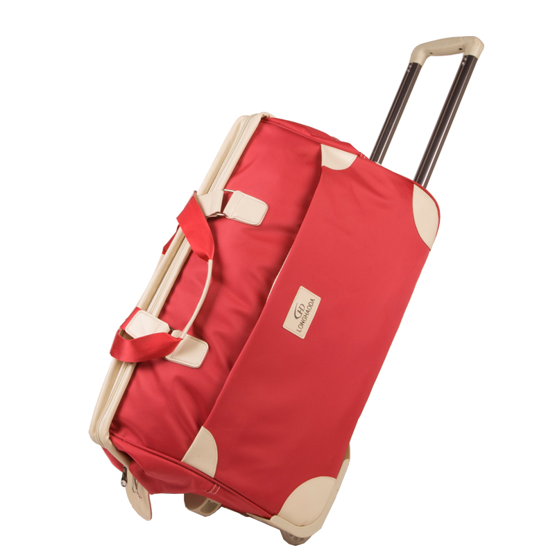 Trolley bag travel bag portable bags tourism 22 inches large capacity luggage bag tourism industry