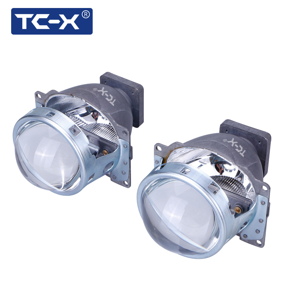 TC-X 2017 New Car Styling High Quality Q5 HID Bi Xenon Projector Lens LHD/RHD for D1S D2S D2H D3S D4S Car Headlight Replacement цены