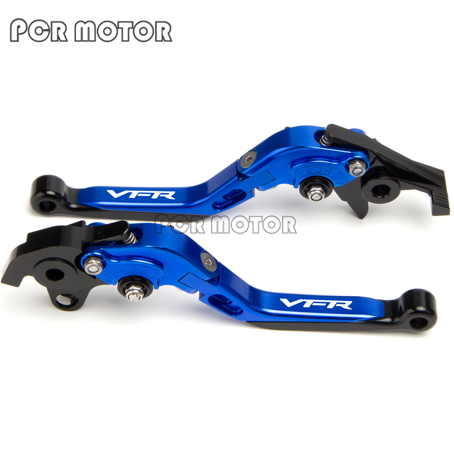 Motorcycle Parts Short CNC Brake Clutch Levers For Honda VFR800/F 2002-2017 03 04 05 06 07 08 09 Vehicle Parts & Accessories