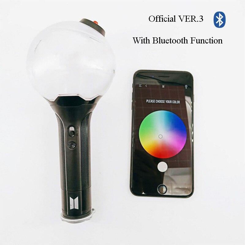 Bts Light Stick Army Bomb Ver 3 2020 Free Worldwide Shipping