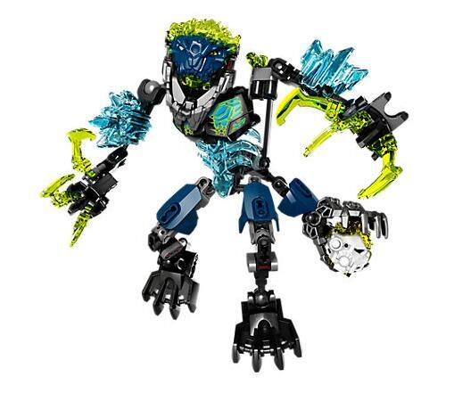 Bevle 2017 New Style KSZ 613-3 Biochemical Warrior Bionicle Storm Beast Building Block Toys Compatible LEPIN Bionicle 71314  цена