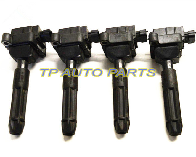 Kawasaki Mule KAF620 Generator Ignition Coil Replacement w// OEM Plug Cap