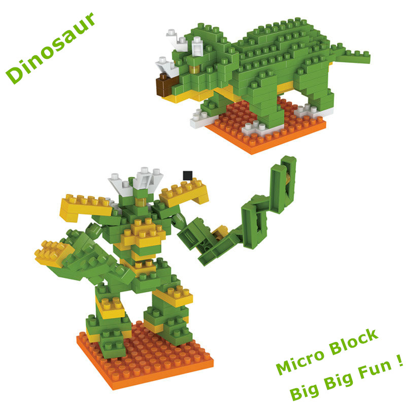 <font><b>Mini</b></font> Blocks <font><b>Action</b></font> <font><b>Figures</b></font> Model <font><b>Gundam</b></font> Micro Building blocks transformers dinosaur <font><b>Fighters</b></font> DIY 9 pcs/set <font><b>Toys</b></font> Children Gift