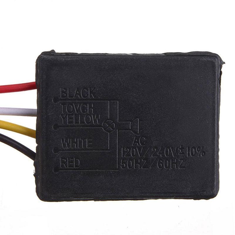 V () Interruptor Do Sensor Universal Acessórios