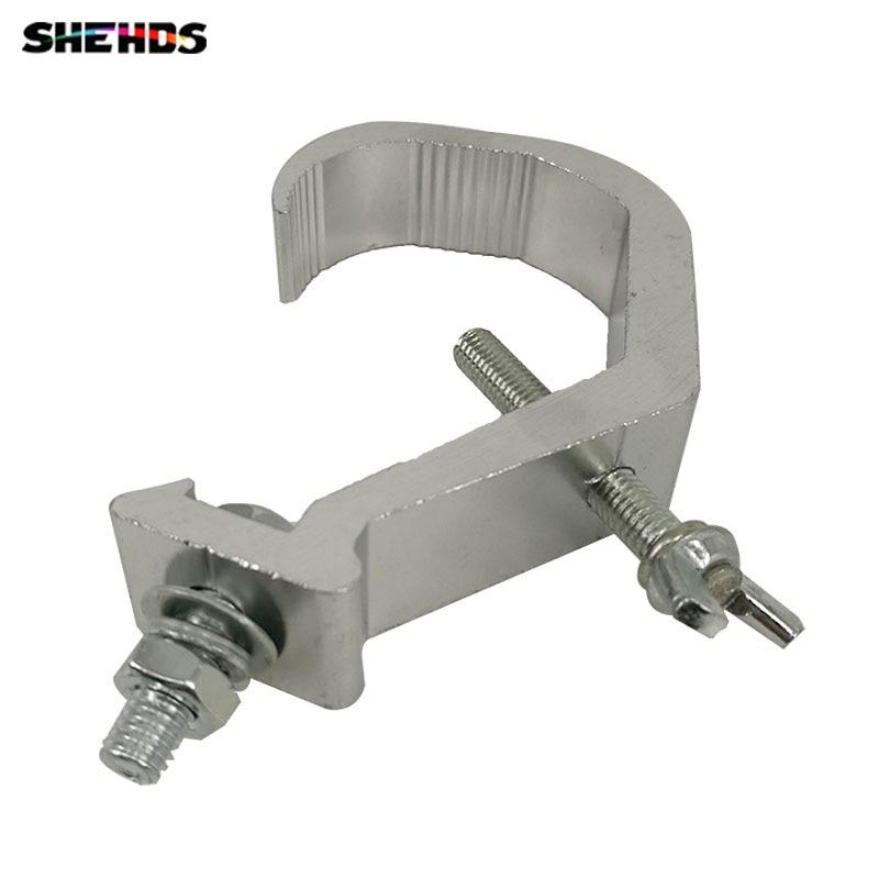 10 st / lot Snabb frakt Högkvalitativt aluminiummaterial Lätt krok, lätt klämma Gratis frakt