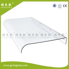 YP4080-2 40×80 см 15.7 «x 31.5» Невидимый полог дождя навесом стекла крышка