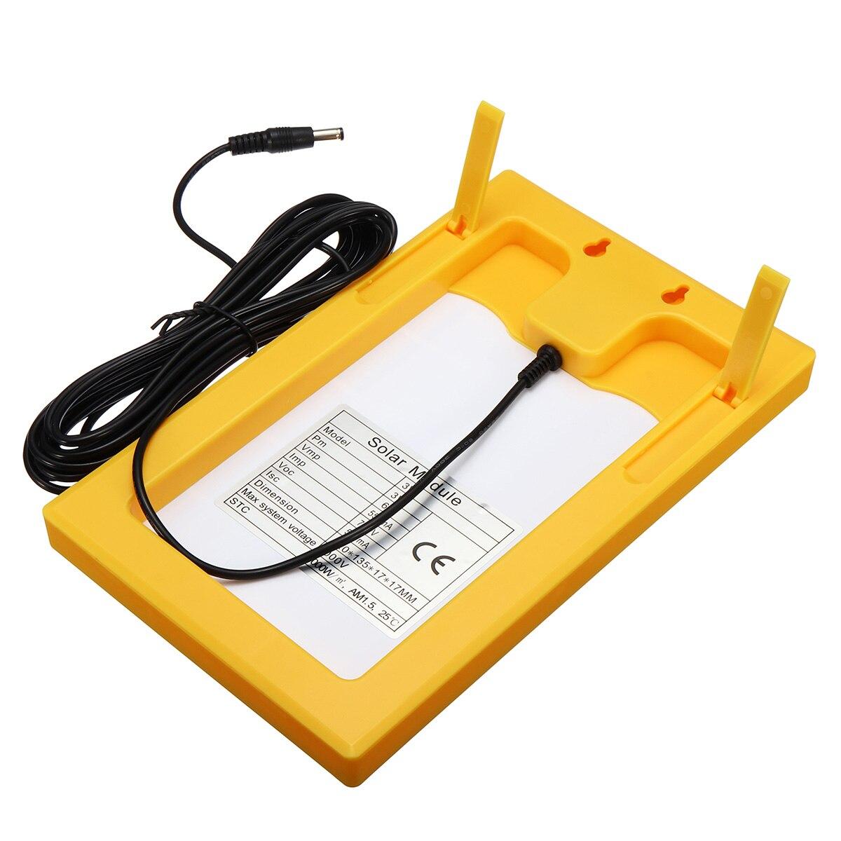 luz gerador kit indoor outdoor iluminacao sobre descarga proteger 04