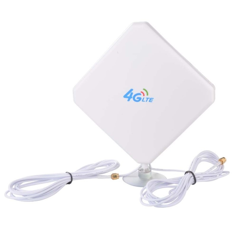 Hot Sale Huawei B525 35dBi 3G/4G LTE Wider Coverage Signal Antenna For B525 B310 B315 B593(router Not Included) 4G Wifi LTE Cat6