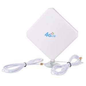 Hot sale Huawei B525 35dBi 3G/4G LTE Wider Coverage Signal antenna For B525 B310 B315 B593(router not included) 4G wifi LTE Cat6(China)
