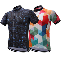 Spot Sale 2018 Cycling Jersey Pro Team Bike Jerseys MTB Mens Cycling Clothing Top Quality Outdoor Sportswear Ropa Ciclismo