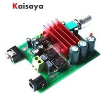 TPA3116 100 Вт сабвуфер 3,5 мм плата цифрового усилителя мощности TPA3116D2 усилители NE5532 OPAMP 8 25 в