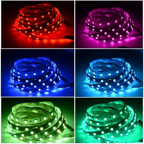 LAIMAIK LED-nauha 5M 300Led 5050SMD LED-nauha RGB valkoinen lämmin - LED-valaistus - Valokuva 5