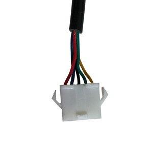 Image 3 - ไฟฟ้าจักรยาน 24V 36V 48V 60V 72V อัจฉริยะ KT LCD3 จอแสดงผล eBike จักรยาน LCD ควบคุมแผงกันน้ำตัวเลือก