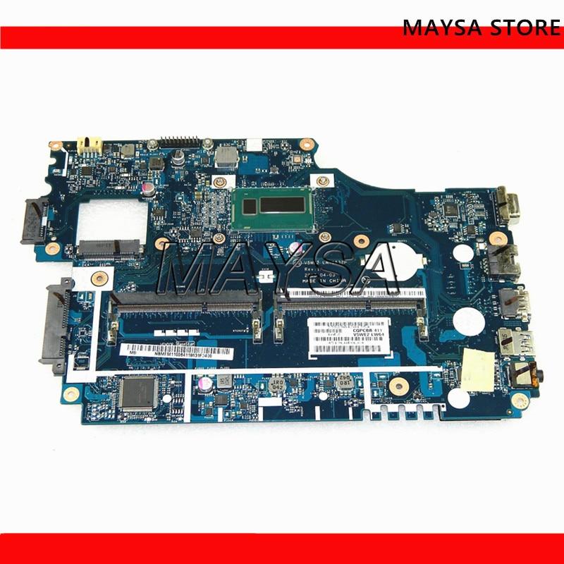 Laptop Motherboard For Acer aspire E1-572 E1-532 E1-572G MAIN BOARD V5WE2 LA-9532P 2955U CPU DDR3LLaptop Motherboard For Acer aspire E1-572 E1-532 E1-572G MAIN BOARD V5WE2 LA-9532P 2955U CPU DDR3L