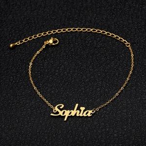 Custom Name Men Bracelet Perso