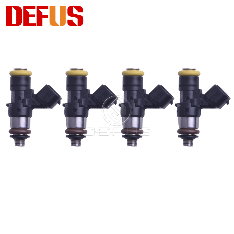 New 210lb 2200cc High Impedance Fuel Injector For Bosch Mazda Dodge 0280158821