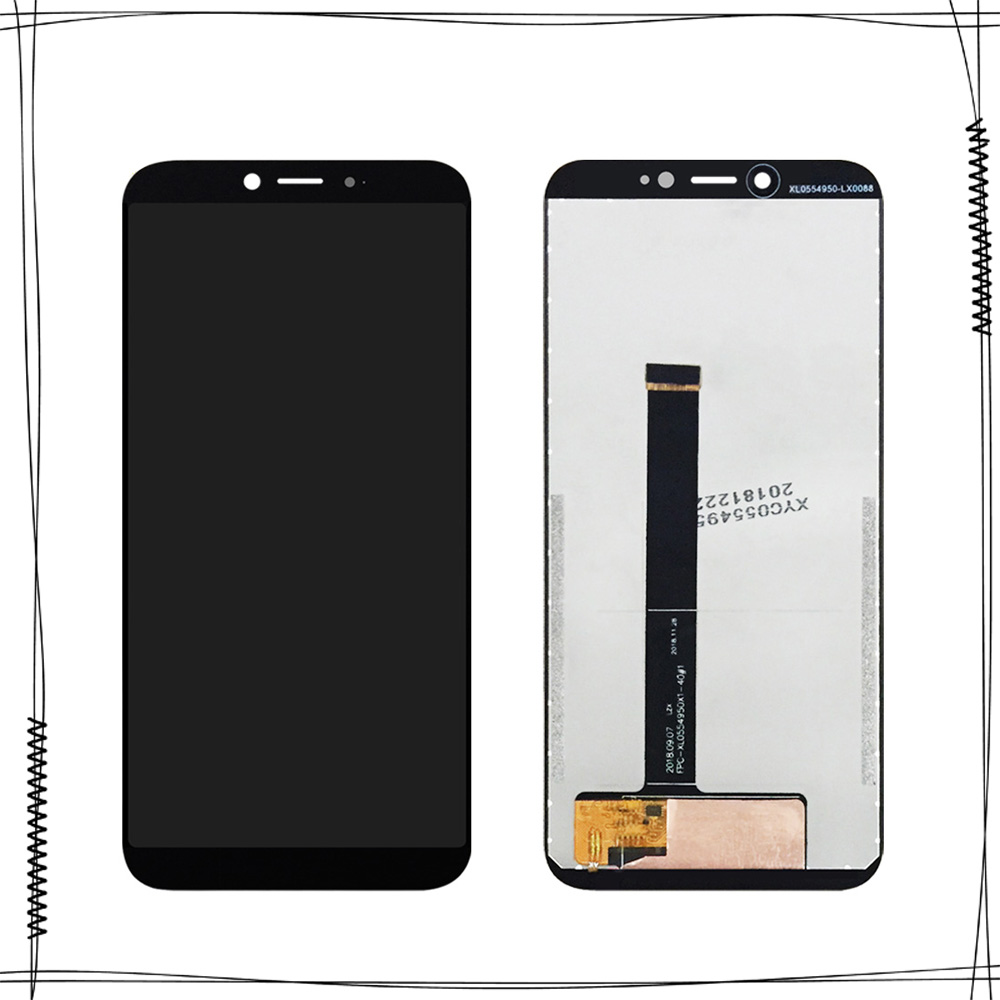 For UMI Umidigi A3 LCD Display Touch Screen Digitizer Replacement For UMI A3 Display Screen LCD Phone PartsFor UMI Umidigi A3 LCD Display Touch Screen Digitizer Replacement For UMI A3 Display Screen LCD Phone Parts