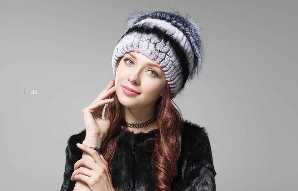 women\'s hats fur PCM002 (17)