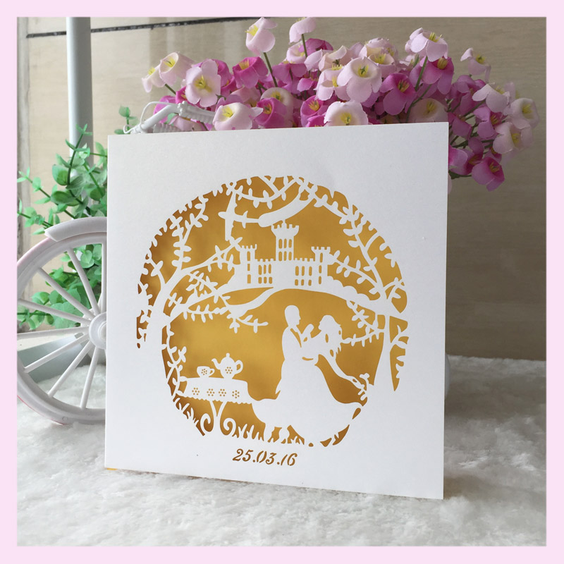 Us 1273 15 Offbest Price Hot Sale New Fashional Groom And Birde Wedding Invitation Card Free Sample Customized Factory Price Chinese Tradition In