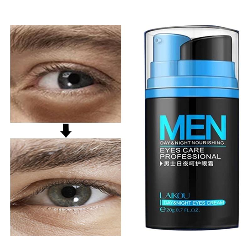 Laikou Men Day And Night Anti Wrinkle Firming Eye Cream 20g Skin