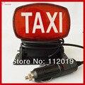 Новый 12 В прикуривателя Всасывания знак Такси Свет Такси лампы Такси индикатор номерного знака освещения