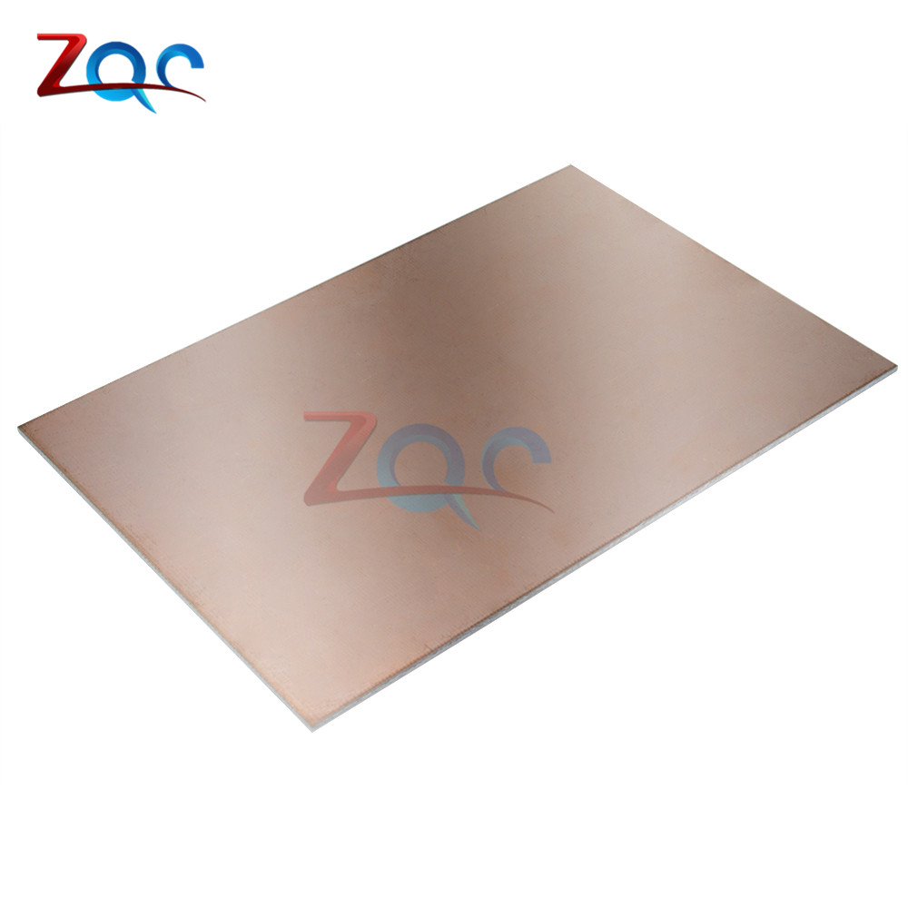 Electronic Components & Supplies Pcb & Pcba 1pcs Fr4 Diy Pcb 10x15cm 10*15 Cm Single Side Copper Clad Plate Diy Pcb Kit Laminate Circuit Board Discounts Price