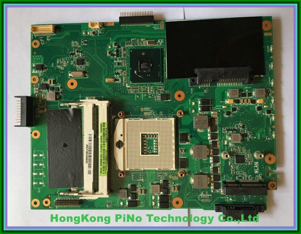Offer Laptop motherboard for Asus K52F motherboard K52F Main board REV 2.0 100% Tested